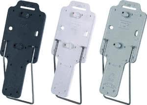 Uponor Радио 24В крепёжная планка серебристая для термостата T-75, артикул 1000505