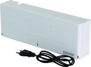 Uponor Проводная 24В контроллер C-33, 6 каналов, CE/S, артикул 1000531