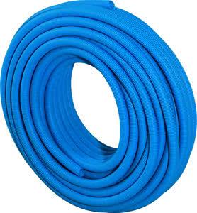 Кожух для трубы Uponor 35/29 (для трубы 25 мм), синий, бухты по 50 м, артикул 1012867