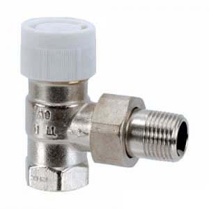 """Вентиль (термостатический клапан) Oventrop AV6 угловой Ду25 1"""", артикул 1183768"""