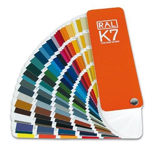 Окраска в любой цвет RAL - цветные трубчатые радиаторы РС и РСК