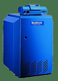 Напольные газовые чугунные отопительные котлы Buderus Logano G124WS с атмосферной горелкой