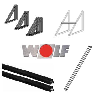 Принадлежности для солнечных коллекторов Wolf
