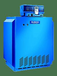 Напольные газовые чугунные отопительные котлы Buderus Logano G334WS с атмосферной горелкой