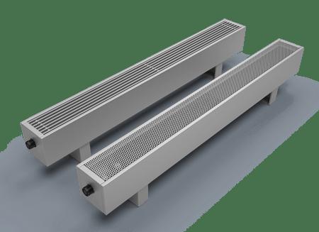 Конструктивные особенности конвектора Varmann MiniKon