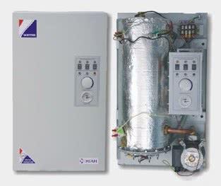 Класс Комфорт Эван Warmos M - 7,5 (220 - 380 B) с насосом Электрический котел отопления
