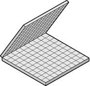 Uponor Self Attaching панель, пенополистирол EPS DEO 15мм, 2x1 м, артикул 1007234