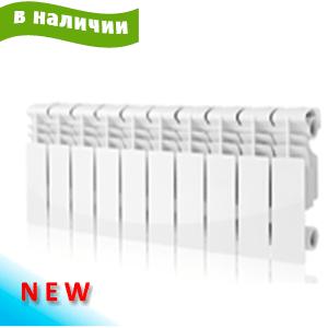 Радиаторы алюминиевые серии Varmega Almega 80/200, 1 секция