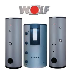 Баки для солнечных коллекторов Wolf
