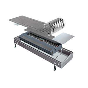 Внутрипольный конвектор ISAN Opflex FLС LO-14 200 N