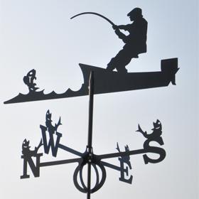 Флюгер Glori ir Ко Рыбак, V 627