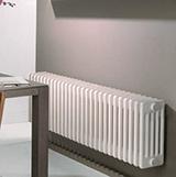 Стальной трубчатый радиатор Dia Norm Delta 5045 5-колонный, глубина 177 мм (цена за 1 секцию)