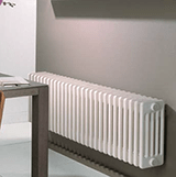 Стальной трубчатый радиатор Dia Norm Delta 5050 5-колонный, глубина 177 мм (цена за 1 секцию)