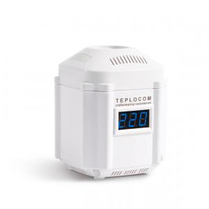 Стабилизатор для газовых настенных котлов отопления TEPLOCOM ST – 222/500-И БАСТИОН
