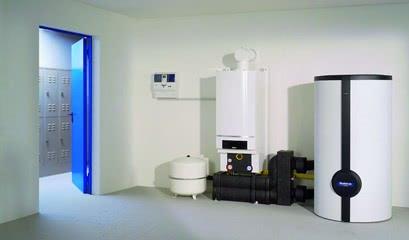 Настенные конденсационные газовые котлы Logamax plus GB162