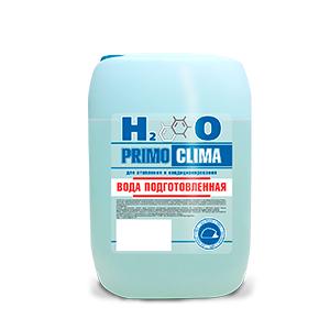 Вода PrimoClima для отопления и кондиционирования 10л