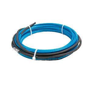 Нагревательный кабель саморегулируемый DEVIpipeheat™ DPH-10, с вилкой 4 м 40 Вт при +10°C