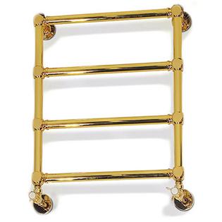 Полотенцесушитель IRSAP Minuette/E 596/540 электрический, 6 трубок, CL.52 T01, (золото) gold