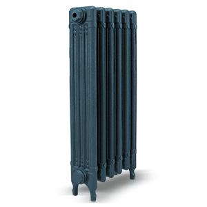 Чугунный ретро-радиатор Exemet Ardeco 800/660 1 секция, размер с ножками (ВхГхШ) 800х146х55 мм