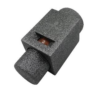 Термостатическая головка SCHLOSSER Square хром M30x1,5, арт. 601100018