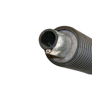 Труба с греющим кабелем Uponor ECOFLEX SUPRA