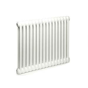 Стальные трубчатые радиаторы ARBONIA, модель 2057, теплоотдача 848 Вт, глубина 65мм, белый цвет, 16 секций