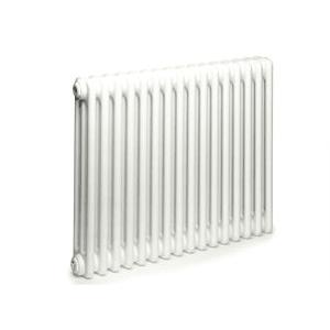 Стальные трубчатые радиаторы ARBONIA, модель 3050, 1088 Вт, глубина 105 мм, белый цвет, 16 секций (межосевое расстояние 430 мм)