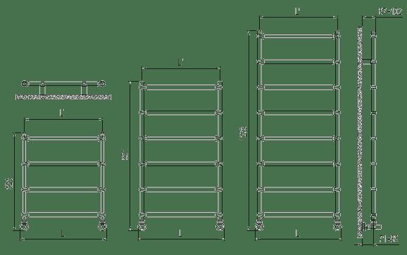 Технические характеристики IRSAP серии Bella