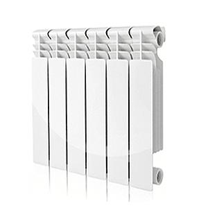 Радиатор биметаллический серии Varmega Bimega 80/500, 1 секция