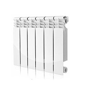 Радиатор биметаллический серии Varmega Bimega 80/350, 1 секция
