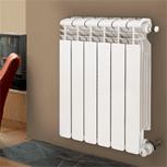 Биметаллические секционные радиаторы отопления