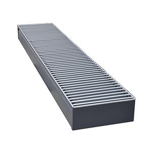 Конвектор без вентилятора БРИЗ 200х100х800