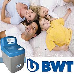 Фильтры умягчения воды BWT