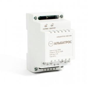 Блок защиты электросети УК Альбатрос-500 DIN БАСТИОН