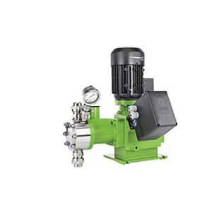 Дозировочный насос Grundfos DMH модель 1150-10 B-PP/E/G-X-E1U4B5X арт. 96293649