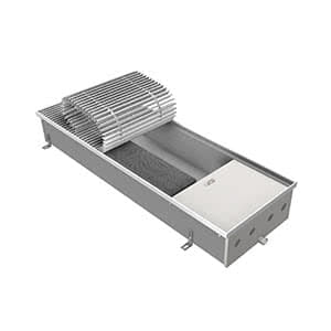 Внутрипольный конвектор для бассейнов EVA KO-1500 без вентилятора, 862 Вт