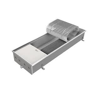 Внутрипольный конвектор для бассейнов EVA KO-H-900 без вентилятора, 432 Вт, решетка нержавейка