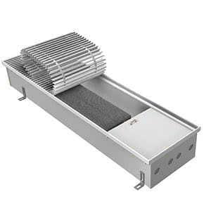 Внутрипольный конвектор EVA KT-1250 без вентилятора, 683 Вт
