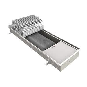 Внутрипольный конвектор EVA KTT80-1500 без вентилятора, 461 Вт