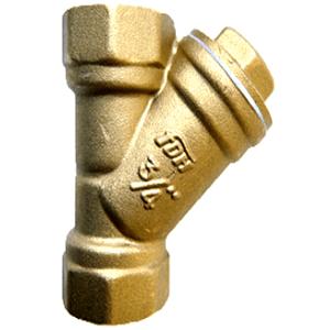 "Фильтр грубой очистки Vandens linija FDH BRASS Y-STRAINER 3/4"", 3141"
