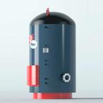 Электрический промышленный водонагреватель 9BAR Optima SVE 1000 / 10 БАР
