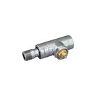 Термостатический вентиль Oventrop E, проходной DN 15, хром