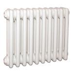 Радиатор трубчатый Arbonia 2057/10, боковое подключение 3/4, цвет белый