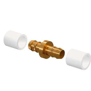 Соединитель Uponor Minitec 9,9 с кольцами РЕ-Х