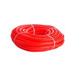 Шланг Gummel из п/э 40 красный для 25 трубы (30 м)