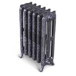 Чугунный ретро-радиатор Exemet Mirabella 650/500  1 секция