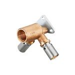 "Пресс-угольник Oventrop Cofit P 16 х 16 мм х R 1/2"" с креплением угловой"