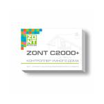 GSM / Etherrnet контроллер ZONT C2000+ умного дома
