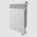 Секционный биметаллический радиатор Royal Thermo BiLiner 500 V, количество секций 1