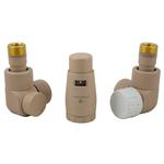 Термостатический комплект Schlosser Lux 6037, Ral